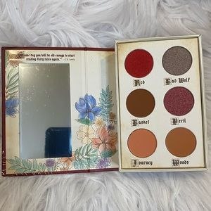 NWT BoxyCharm Storybook Cosmetic